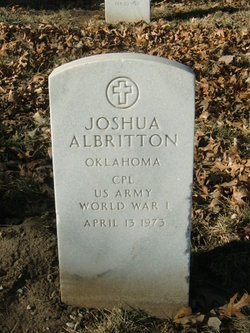 Joshua Albritton