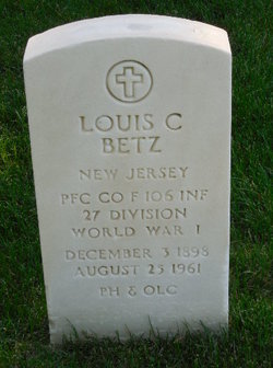 Louis C Betz