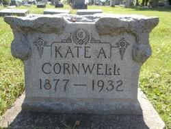 Kate A. <I>Miller</I> Cornwell