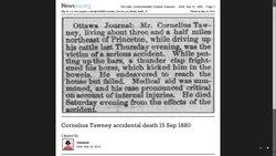 Cornelius Tawney