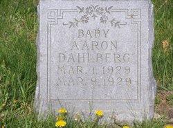 Aaron Carl Dahlberg