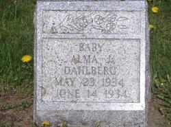 Alma Jean Dahlberg