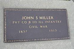 John Slane (Slain) Miller
