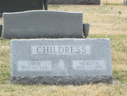Merdith <I>Appleby</I> Childress