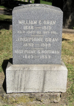 William Cushman Gray, Sr