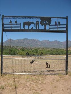 Haught Ranch Pioneer Cemetery
