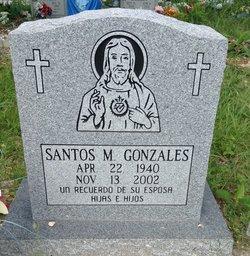 Santos Moreno Gonzales, Sr
