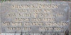 Melvin Scott Johnson