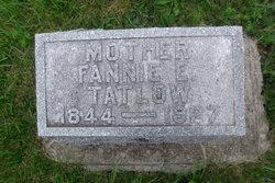 Fannie Ely <I>Anderson</I> Tatlow