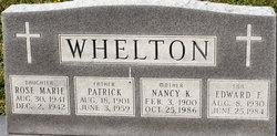 Patrick Whelton