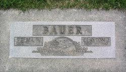 Velma <I>Webster</I> Bauer