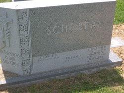 Joseph William Schubert, Sr