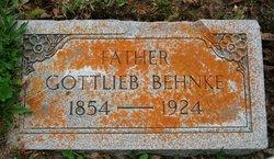 Gottlieb Behnke