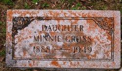 Minnie Lillie <I>Behnke</I> Gross