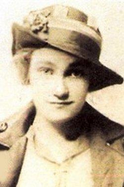 Mary V. <I>McGraw</I> Regan