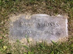 Alvah Alger Jones