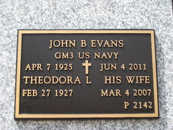 John Burton Evans