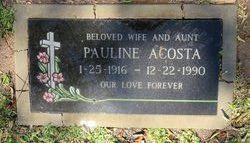 Pauline Acosta
