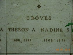 Theron A. Groves