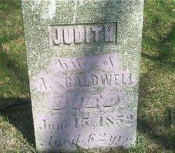 Judith <I>Bunn</I> Caldwell