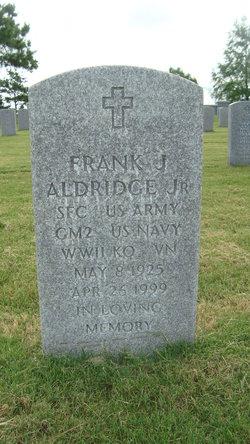 Frank J Aldridge, Jr