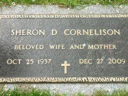 Sheron D <I>Fonda</I> Cornelison