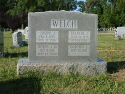 Joseph J Welch, Jr