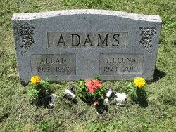 Allan M Adams, Sr