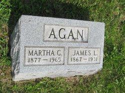 Martha Caroline <I>Chenoweth</I> Agan