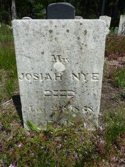 Josiah Nye