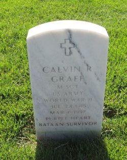 Calvin R Graef