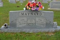 Effie <I>Dennis</I> Maynard