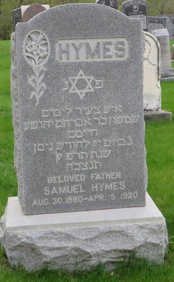 Samuel Hymes