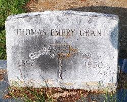 Thomas Emory Grant