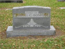 Jarrell Cecil Bonham, Sr