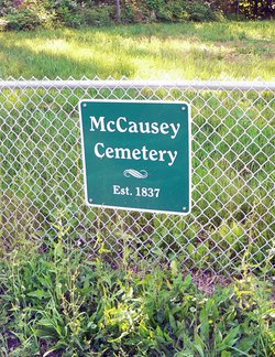 McCausey Cemetery