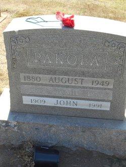 John August Pakola