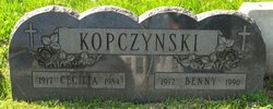 "Benjamin ""Benny"" Kopczynski"