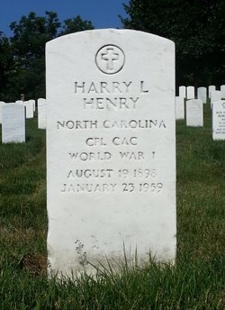 Harry Lee Henry