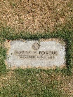Harry H Poague