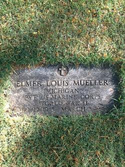 Pvt Elmer Louis Mueller