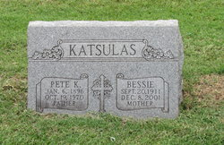 Pete K. Katsulas