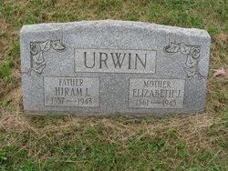 Hiram Isaac Urwin