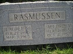 Ann Laurel <I>Smith</I> Rasmussen