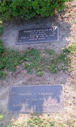 Harry Edward Artman