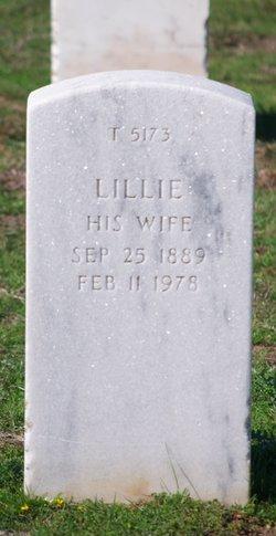 Lillie Alden