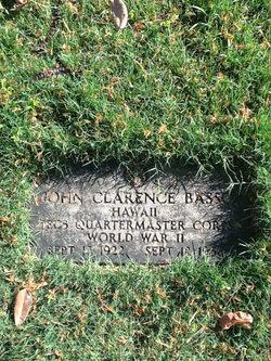 John Clarence Basso, Jr