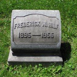 Frederick W Hilf