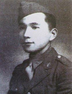 Pvt Hideo Yasui