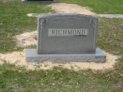 Harry Cabbiness Richmond, Sr